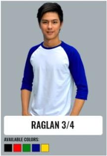 RAGLAN 3.4
